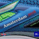 Mizuno Wave Ultima 8 Amsterdam Limited Edition 2016 heren