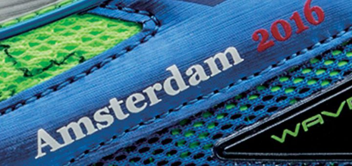 Mizuno Wave Ultima 8 Amsterdam Limited Edition 2016 heren