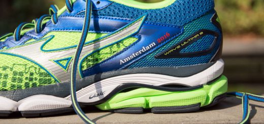 Hardloopschoen Mizuno Wave Ultima 8 Limited Edition